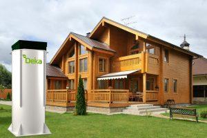 очистные сооружения биодека в калининграде